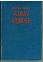 Army Nurse Nancy Dale by Ruby Radford Early 1900's Vintage Book!