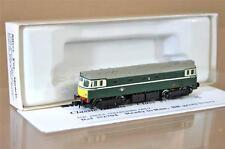 GRAHAM FARISH argent Renard modèles Kit construit Br vert CLASSE 27 locomotive