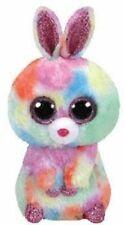 Ty Beanie Boo Boos 37276 Bloomy The Bunny Rabbit Regular 15cm
