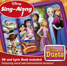 Various Artists-disney Sing-along Disney Duets CD