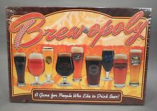 Brew-opoly | Beer Themed Monopoly Game | Late for the Sky | NOS | New Belgium