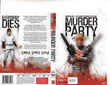 Murder Party-2007-Chris Sharp-Movie-DVD