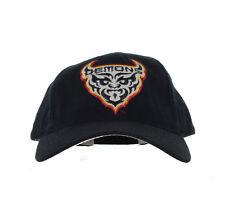 XFL - San Francisco Demons - Vintage Team Logo on Black Buckle Hat