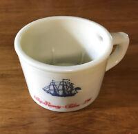 OLD SPICE VTG SHAVE MUG / CUP BY SHULTON