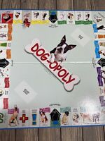 Late For The Sky Dogopoly Replacement Parts Pieces Game Board