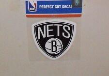BROOKLYN NETS 4 X 4 DIE-CUT DECAL OFFICIALLY LICENSED PRODUCT