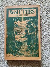 Boy Scout Books British Cubs