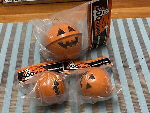 1992 Vintage Boo-tique Set Of Three Halloween Bells