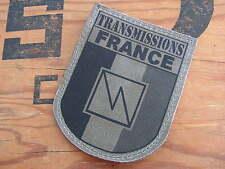 SNAKE PATCH - FRANCE OPEX - format félin - TRANSMISSIONS - basse visibilité OD