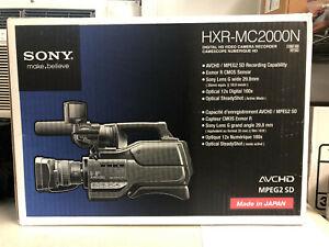 Sony HXR-MC2000N 64 GB Camcorder