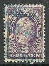 U.S. Revenue Documentary stamp r242 - 3 cent issue of 1917-33