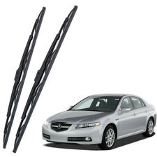 Genuine OEM Front Windshield Wiper Blades Fit For 2007-2014 Acura TL Full Series