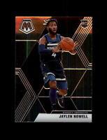 2019-20 Panini Mosaic #212 Jaylen Nowell Rookie RC (Timberwolves) MINT