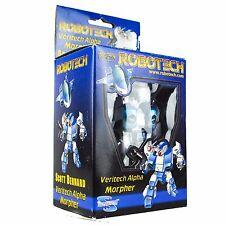Toynami Robotech Veritech Alpha Shadow Morpher Figure Mospeada