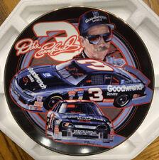 NASCAR 2001 DALE EARNHARDT SR #3 ALWAYS A CHAMPION HAMILTON COLLECTION PLATE