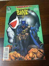 Batman Vengeance of Bane # 2 DC comics