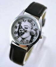 Marilyn Monroe Wrist Quartz Metal Man Women Girl  Fashion Watch MML