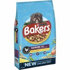 Bakers Senior Dry Dog Food Chicken and Veg 12.5kg - 261245