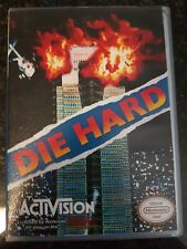 NES Die Hard  PAL In Custom Case