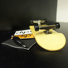 dip EXPERT Maple Wooden Complete Fingerboard 32mm--Deck,Trucks,CNC Wheels,2 Grip