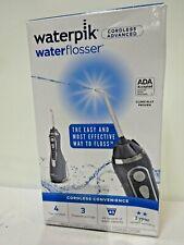 Waterpik Cordless Water Flosser Rechargeable Portable Oral irrigator WP-56