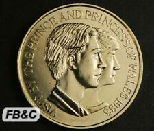 1983 Commemorative Medal - Visit to Australia by the Prince & Princess of Wales