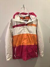 Rojo Womens Ski Jacket (Large)