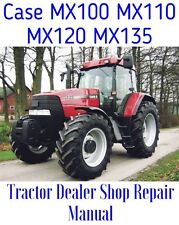 BEST CASE MXC CX MX100 MX110 MX120 MX135 MX170 Service Repair Manual CD 7-65907