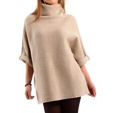 3/4 Arm Damen-Pullover mit mittlerer Strickart L