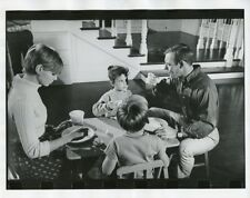 LARRY HOVIS PENNY GASTON ERIN MORAN STANLEY VS THE SYSTEM RARE 1968 CBS TV PHOTO