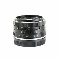 1 x Bilora VOKING  Objektiv 35mm F/1.7 Ø 49mm APS-C für Nikon 1 VKO35-1.7-N Neu