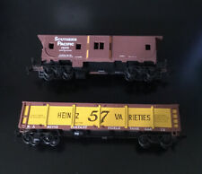 Lot HO Train Athearn Heinz 57 Pickle Car Closed 73 And Southern Pacific 1652