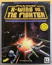 STAR WARS X-WING VS TIE FIGTHER - PC - VERSION ESPAÑA - COMPLETO EN CAJA