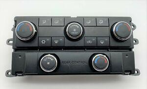 OEM 08-10 Dodge Grand Caravan AC Seat Heater Climate Control Temperature Switch