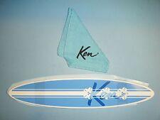 BARBIE IN THE SWIM SPRING BREAK KEN SURF BOARD