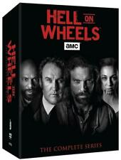 HELL ON WHEELS: The Complete Series - Seasons 1-5 Box Set