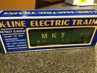 K-Line #K-5324, Electric Train Car, O/O27 MKT Hopper with Box NIB NICE