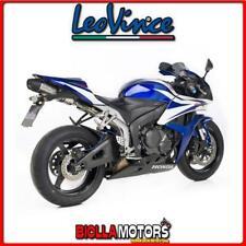 marmitta leovince honda cbr 600 rr /abs 2011- lv one inox/inox dark 8279e