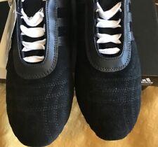 Adidas PRAJNA U41985 Womens sz 10 Athletic black leather shoes CrossFit New Box