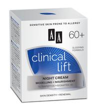 Aa 60+ Clinical Lift Night Cream, Modelling and Nourishment, 1.7 Oz