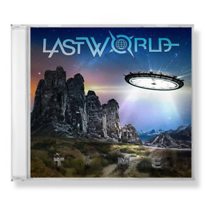 LAST WORLD - TIME  - CD NEW  MELODIC ROCK RECORDS