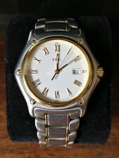 Orologio Ebel 1911 acciaio oro 18kt donna swiss made watch