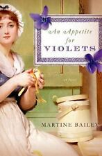 An Appetite for Violets: A Novel-ExLibrary