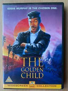 The Golden Child DVD 1986 Fantasy Comedy Movie with Eddie Murphy