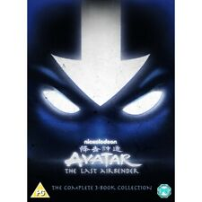 Avatar: The Last Airbender Complete Collection DVD