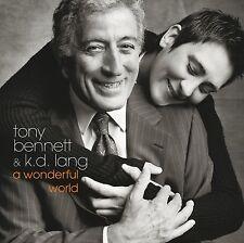 "TONY BENNETT & K.D. LANG ""A WONDERFUL WORLD"""