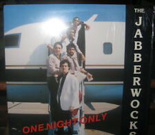 "The Jabberwocks Vinyl LP One Night Only 12"" Vintage 1970s"