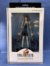 VTG FINAL FANTASY VIII Play Arts RINOA HEARTILLY Action Figure Square Enix Japan