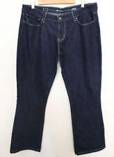 Levi's Denim Mid-Rise Boot Cut Jeans for Women