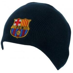 F.C Barcelona - Knitted Hat (NV) - GIFT